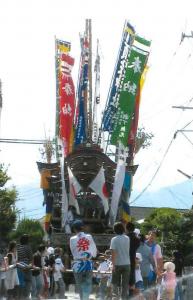 今井祇園行事